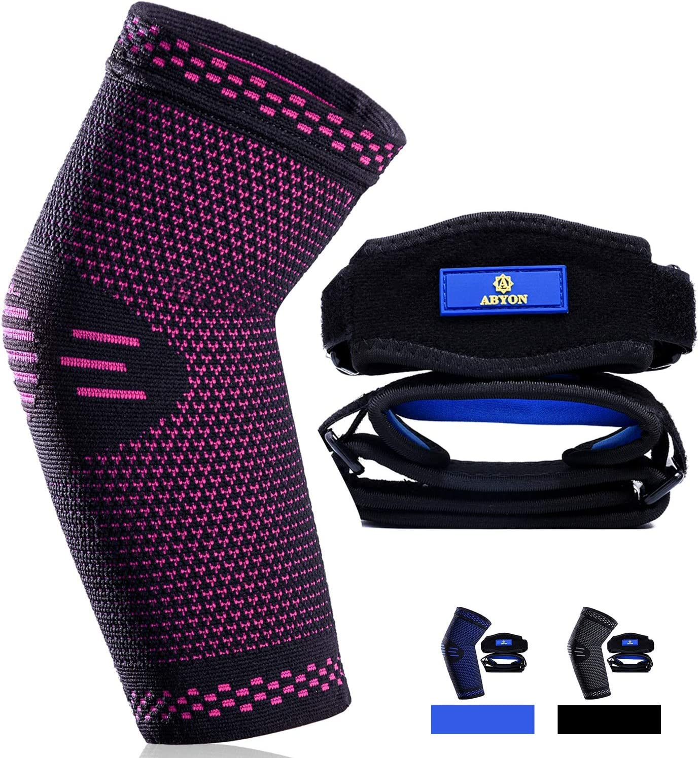 gift ABYON Over item handling ☆ Professional Elbow Compression Shipped Sleeve USA from