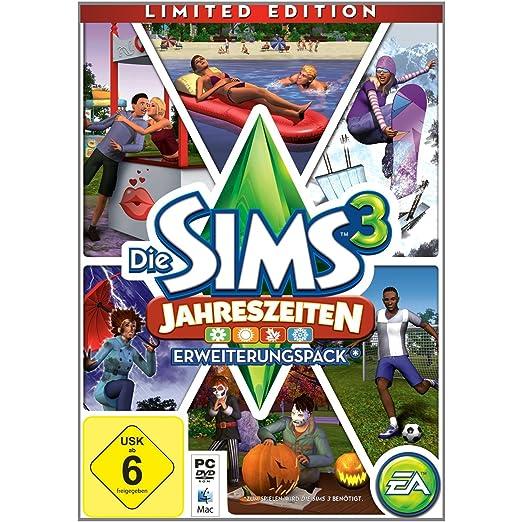 Die Sims 3 Jahreszeiten Games