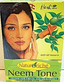 Hesh Naturoriche Neem Tone Powder (100 Gms) - Hesh Herbal