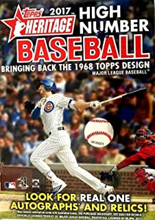 Best 2017 topps heritage high number Reviews