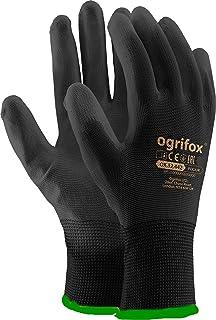 24pares de guantes de seguridad con revestimiento