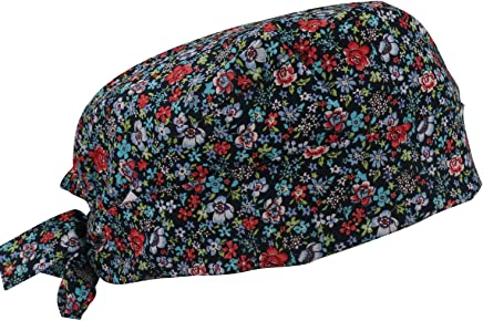 Color05 GUOER Scrub Hat Surgical Scrubs Cap One Size Multiple Colors