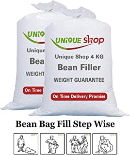 Unique Shop 4 KG Bean Refill for Bean Bag