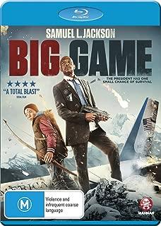 Big Game Blu-ray