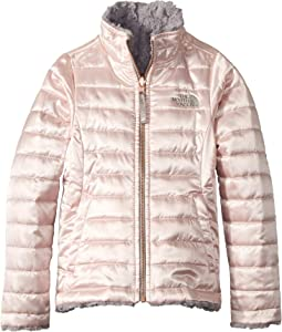 b25ae1abc1b1 Purdy Pink. 102. The North Face Kids. Reversible Mossbud Swirl Jacket (Little  Kids Big Kids)