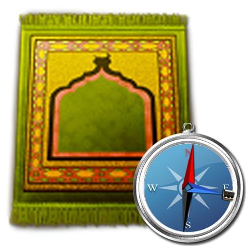 Islamic Prayer Times, Qibla & Adhan