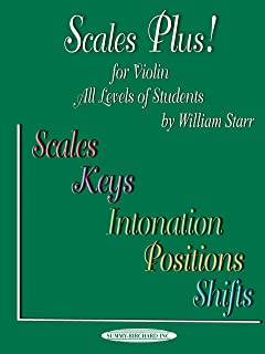 Scales Plus!: for Violin