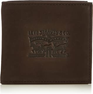 LEVIS FOOTWEAR AND ACCESSORIES Vintage Two Horse Bifold, Monedero Unisex Adulto
