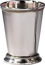 Elegance Mini Beaded Mint Julep Cup - 4 oz. - 2 3/4