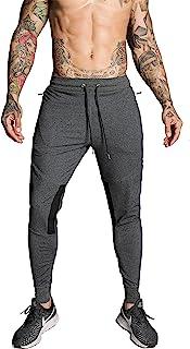 Mens Joggers Sweatpants Slim Fit Athletic Workout Pants