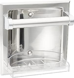 Moen 2565CH Donner Commercial Soap Holder, Chrome