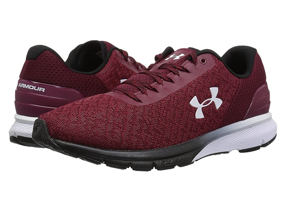 Under Armour UA Charged Escape 2 (Cardinal/Brick Red/White) Men