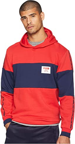 1a9535f6a8fe Like 3. PUMA. P48 Modern Sport Full Zip Fleece Hoodie.  55. Rebel Block Fleece  Hoodie