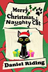 Merry Christmas Naughty Cat Kindle Edition