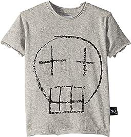 Sketch Skull T-Shirt (Infant/Toddler/Little Kids)