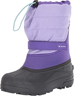 Columbia Kids' Youth Powderbug Plus Ii Snow Boot