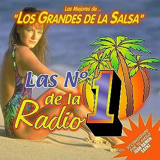 Las No 1 de la Radio, las Mejores de... Los Grandes de la Salsa
