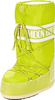 Moon Boot Nylon, Botas de Nieve Unisex Adulto