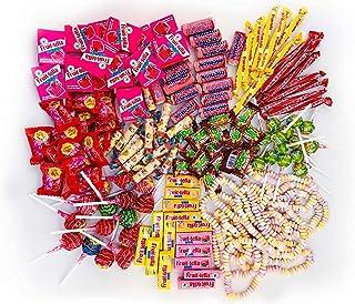 Chupa Chups Kids Party Mix 1,3kg: Zak met mix van 150 snoepjes, lollies en kauwgom in verschillende soorten en smaken, Chu...