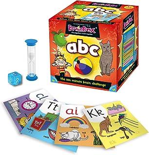 BrainBox ABC Card Game
