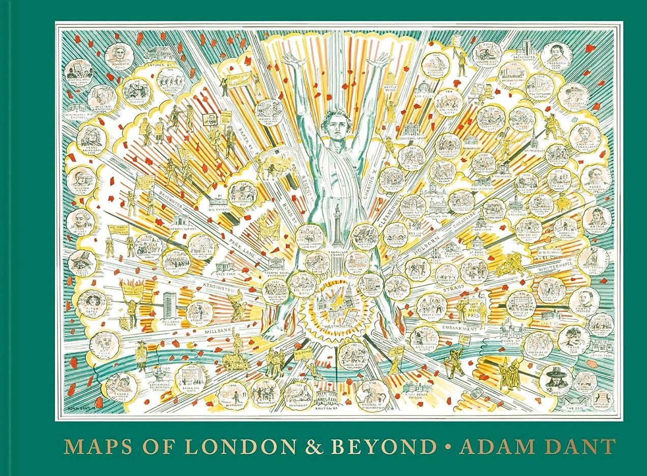気になる期限ボイコットMaps of London and Beyond (English Edition)