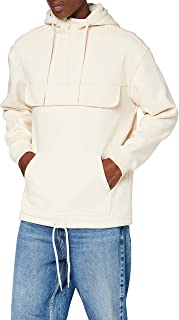 Build Your Brand Sweat Pull Over Hoody Sudadera con Capucha para Hombre