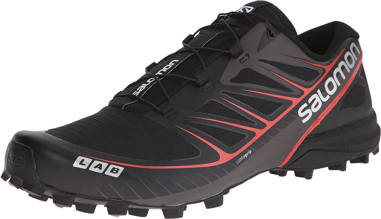 SALOMON Unisex Vuxna Överdrivare 65533;65533; S -lab Speed Trail Trail Trail springaning skor  spara upp till 80%
