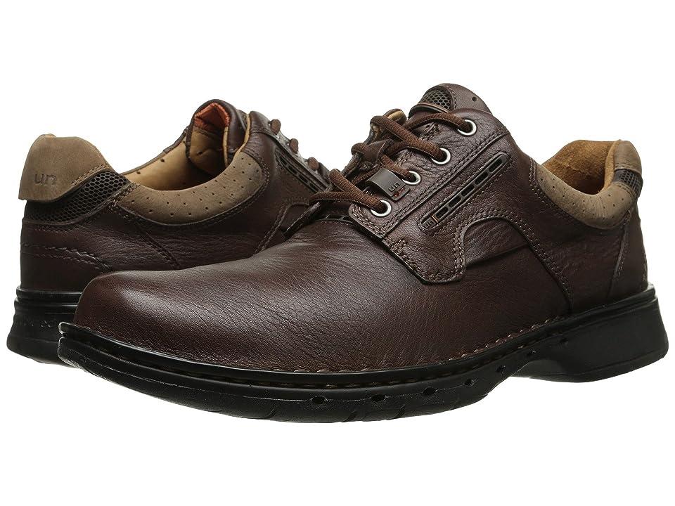 Clarks Un.ravel (Brown Leather) Men