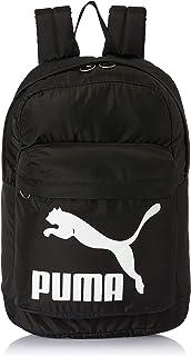 Puma Unisex Originals Backpacks, Black/White