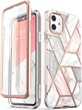i-Blason Cosmo Series Case for iPhone 11 (2019 Release), Slim Full-Body Stylish Protective Case with Built-in Screen Prote...