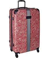 "Tommy Hilfiger TH-683 Pineapple Palm 29"" Upright Suitcase"