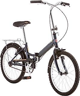 Schwinn Hinge Folding Bike, Great for Urban Riding and Commu