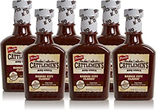 Best cattlemen's bbq sauce ingredients Reviews
