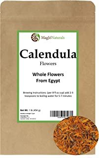 Calendula Flowers | Whole | 100% Raw From Egypt | Egyptian fields at Faiyum Oasis (1)