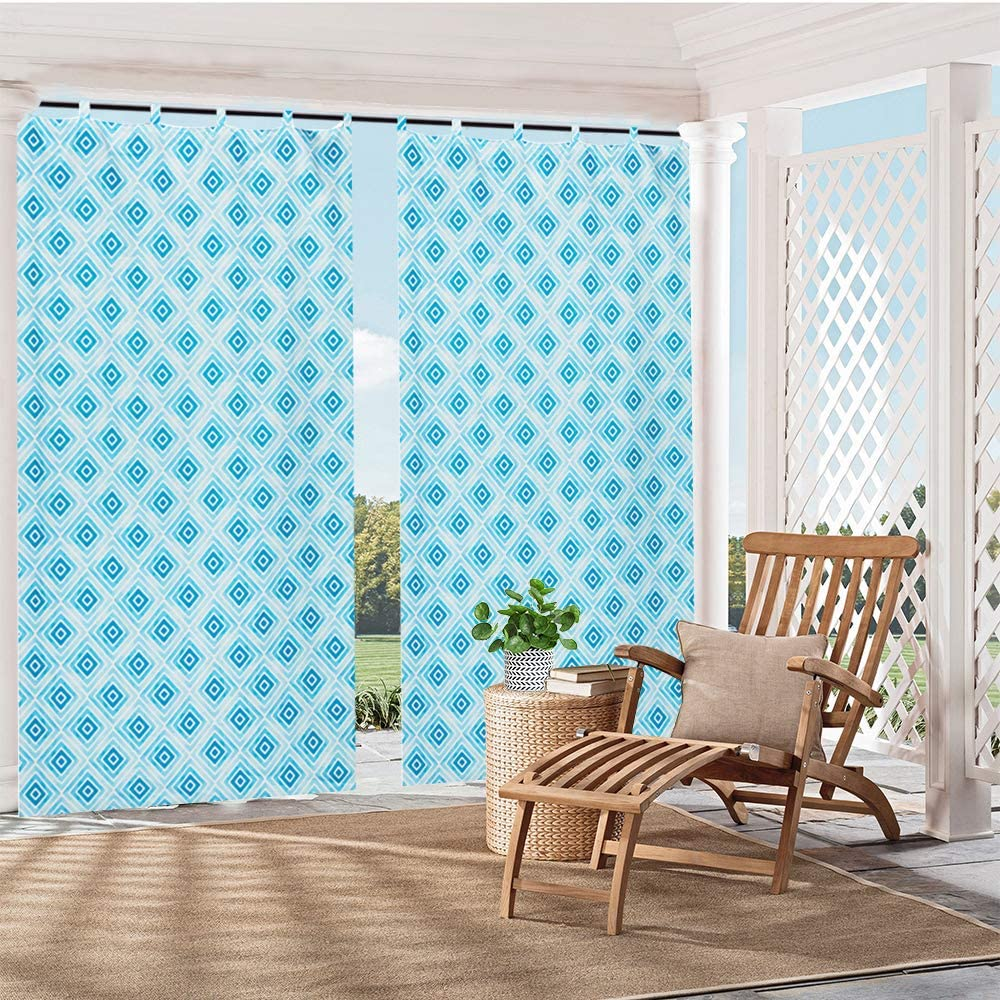 HGMart Patio Outdoor Curtain Memphis Mall Waterproof Panel UV Protect Today's only Privacy