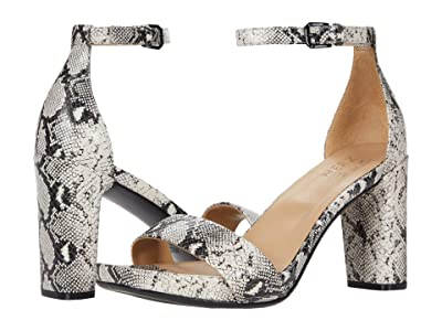 Naturalizer Joy (Alabaster Snake Print Leather) Women