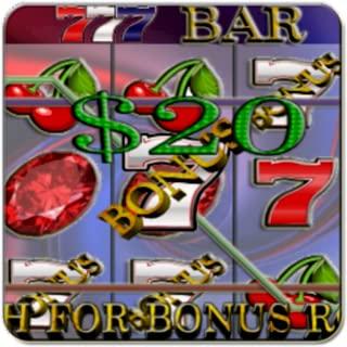 7's & BAR - Vegas 5 Reel Slot Machine (Kindle Tablet Edition)