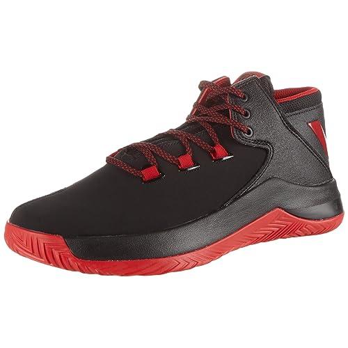 the latest a007d f85b3 Adidas D Rose Menace 2, Zapatillas de Baloncesto Hombre