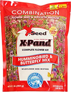 X-Seed X-Pand Hummingbird and Butterfly Combination Seed Mix, 1-Pound