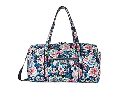 Vera Bradley Iconic Large Travel Duffel (Garden Grove) Duffel Bags