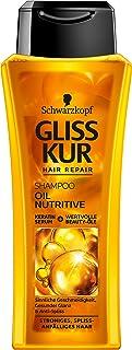 Schwarzkopf Gliss Kur Champú aceite nutritivo 250 ml