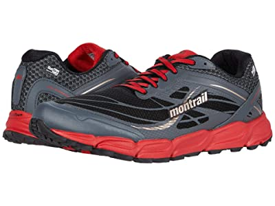 Columbia Caldoradotm III Outdry (Black/Bright Red) Men
