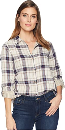 2225 Herringbone Ombre Plaid