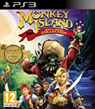 PS3 MONKEY ISLAND SPECIAL EDITION COLLECTION