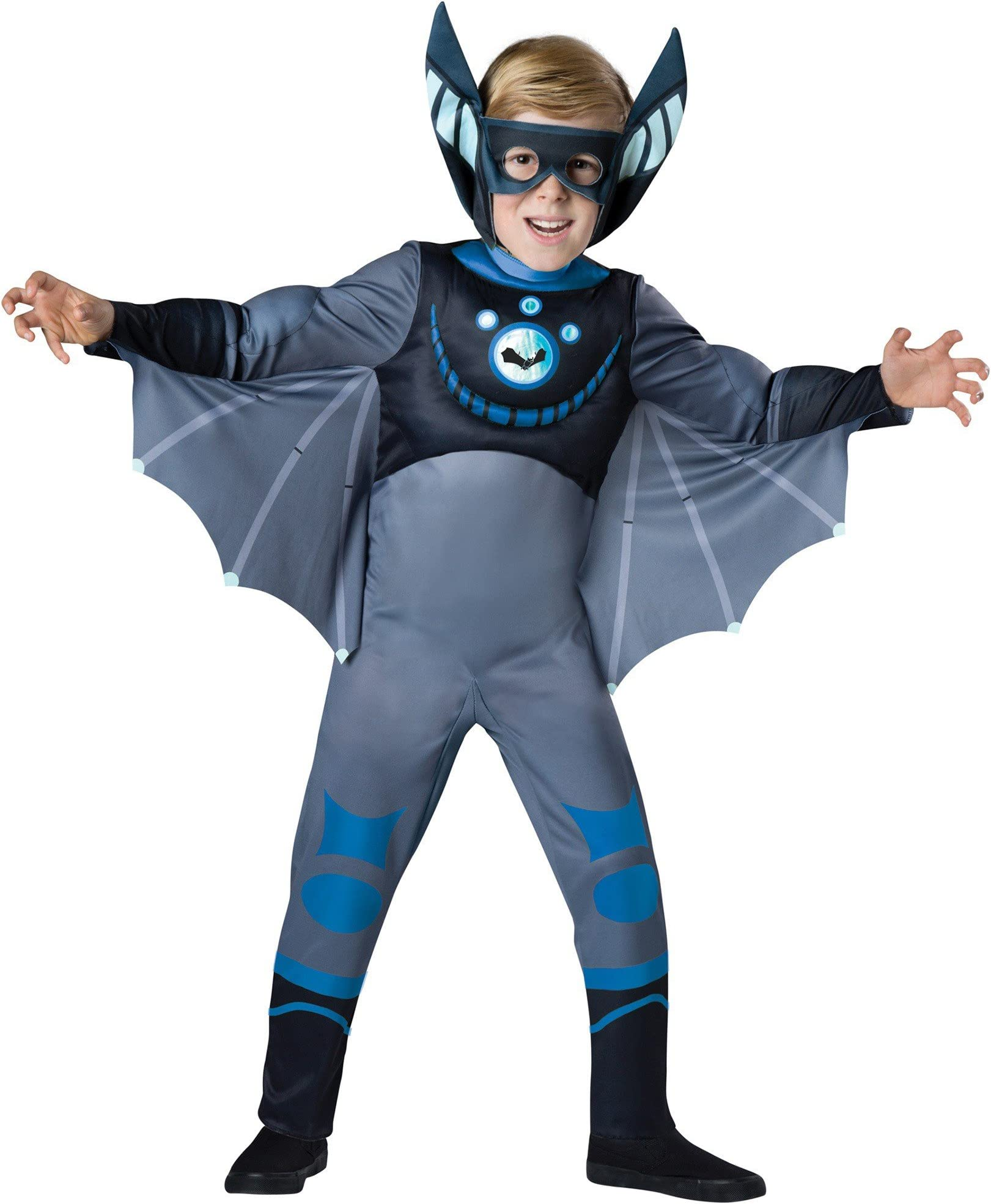 Details about  /Fun World InCharacter Costumes Cheetah One Color Blue Costume 6