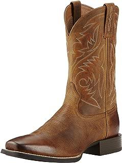 pirarucu square toe boots