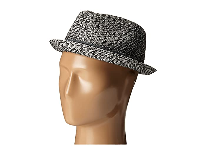 Bailey of Hollywood  Mannes (Charcoal Multi) Caps