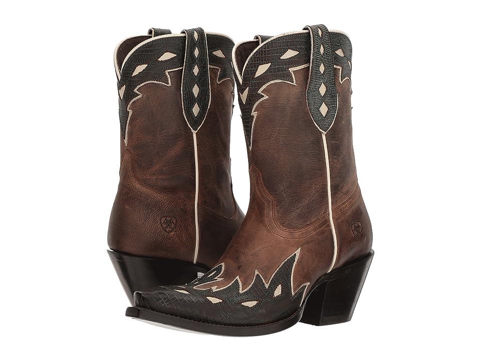 Ariat Juanita (Warm Stone) Cowboy Boots