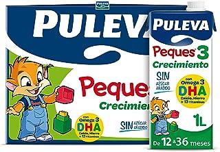 Puleva Brik 59568 Peques Leche Infantil de Crecimiento Tipo
