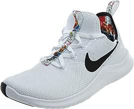 Nike Free Tr 8 Print Womens Style: AH0709-100 Size: 9 White/Black